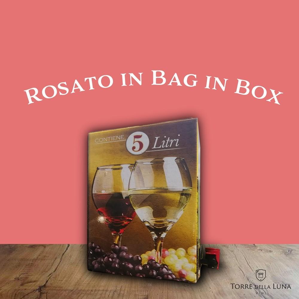 Rosato Campania in Bag in...